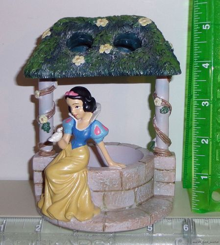 Snow White Princess Forever Disney Toothbrush Holder Wishing Well
