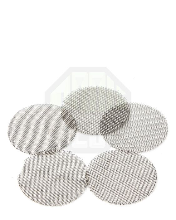 This 10 pack of mesh pipe screens is perfect for keeping debris and ash out of your glass pipe.