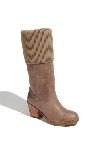 REPORT 'Cranston' Boot available at #Nordstrom, love these