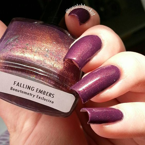 Femme Ftale Cosmetics Falling Embers