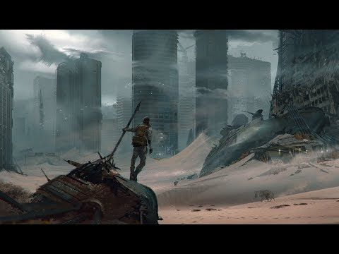 The Dark City 2018 New Films Youtube Apocalypse World Post Apocalyptic Art Apocalyptic
