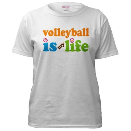 Volleyball is my life