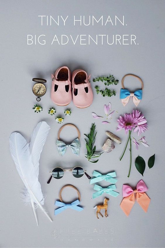 Free Babes Handmade Bows - Made with Love in the USA. Perfect for your next midday adventure.