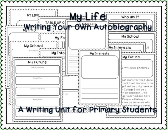 Writing an Autobiography?