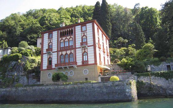 Villa Plinianina | Torno #lakecomoville:
