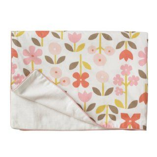 DwellStudio Rosette Stroller Blanket