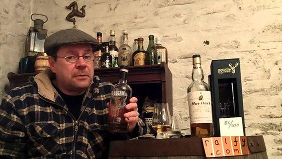 whisky review 437 - Mortlach 21yo @ 43% (Gordon & MacPhail)