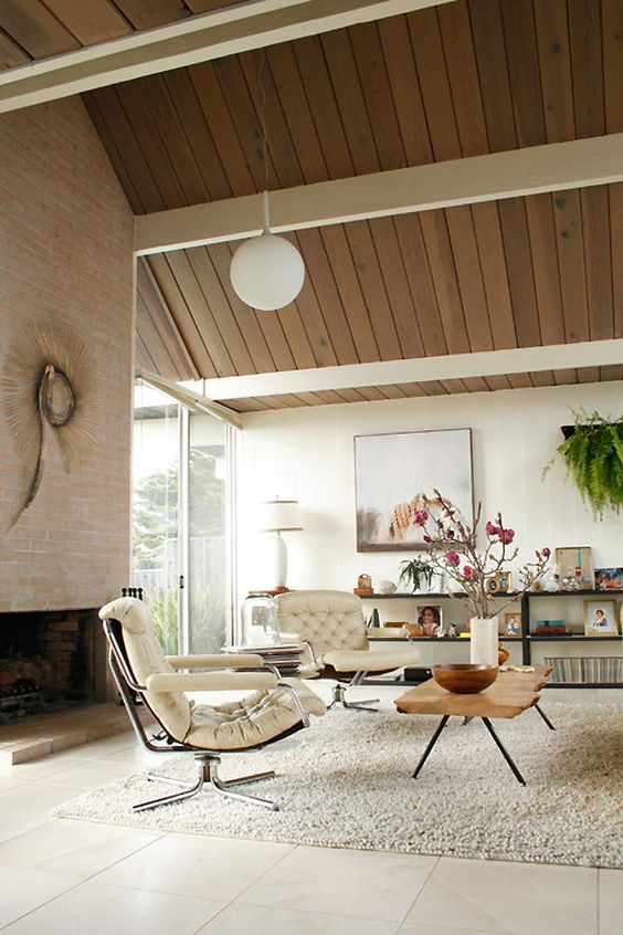 Mid Century Bohemian And Mid Century Modern On Pinterest