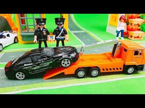 لعبة وتاريخ السيارة سيارة شرطة سيارة إسعاف رجال إطفاء لايف Youtube Toy Car Toys Car