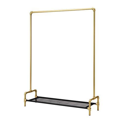 Ikea Us Furniture And Home Furnishings Black Gold Bedroom