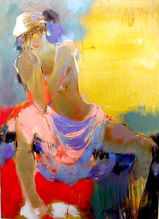 Alina Maksimenko(Аліна Максименко)... | Kai Fine Art: