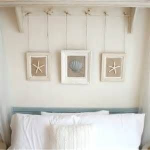 Beach Inspired Craft Projects Beach Themed Bedroom Sea Shell Decor