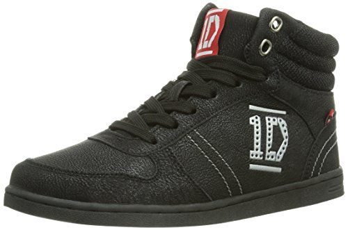 One Direction Girls Teens High  Mädchen Hohe Sneakers - http://on-line-kaufen.de/unbekannt/one-direction-girls-teens-high-maedchen-hohe