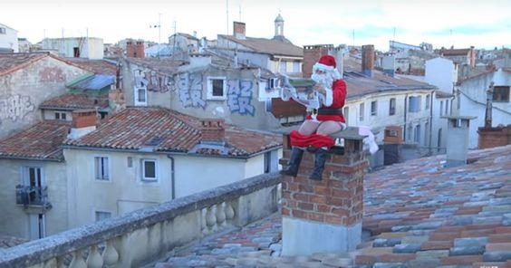 Papai Noel de um jeito diferente - Feliz Natal >> http://www.tediado.com.br/12/papai-noel-de-um-jeito-diferente-feliz-natal/