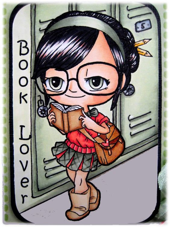 Book lover: