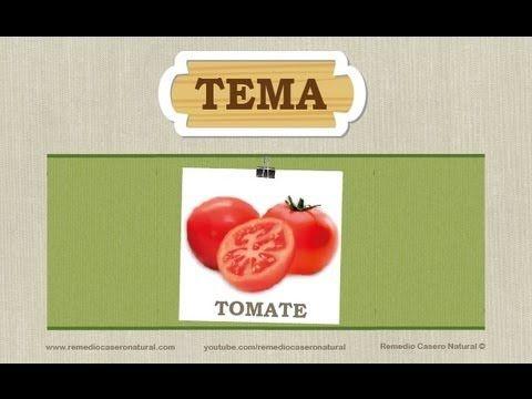 Beneficios, nutrientes y propiedades del tomate de aliño o jitomate