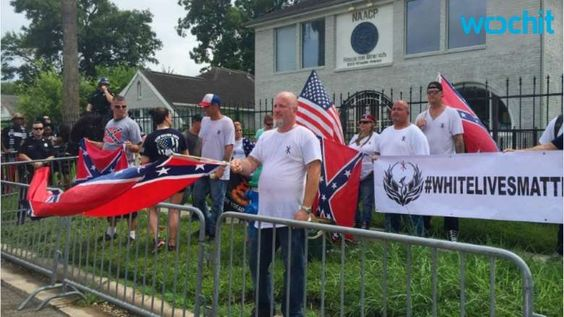 White Lives Matter is a hate group, the Southern Poverty Law Center argues…