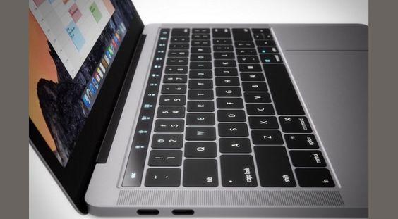 """Die Leaks zum MacBook Pro im Netz werden häufiger – OLED Touch Display Bar, Touch ID, Sprachsteuerung mit Siri, Skylake CPU und natürlich dünner und leichter. Ist das noch """"Pro""""?"""