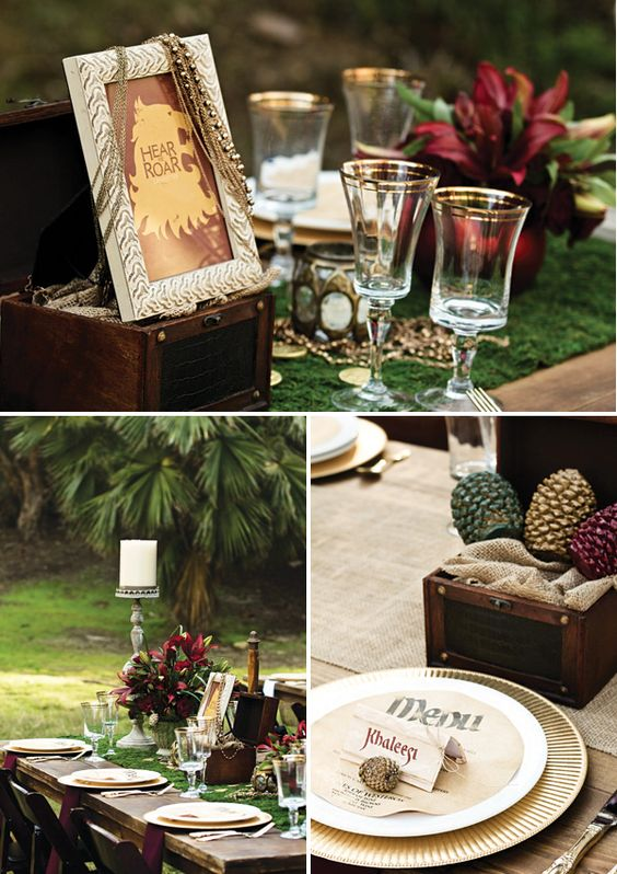 GAME OF THRONES party TABLE SIGNS - Google Search: