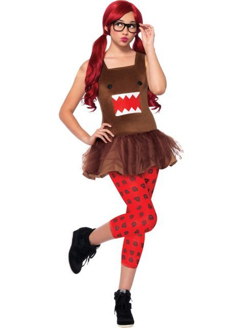 Costume For Teenage Gi...