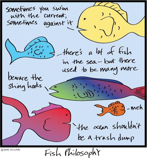 Fish philosophy cartoons pinterest fish philosophy for The fish philosophy