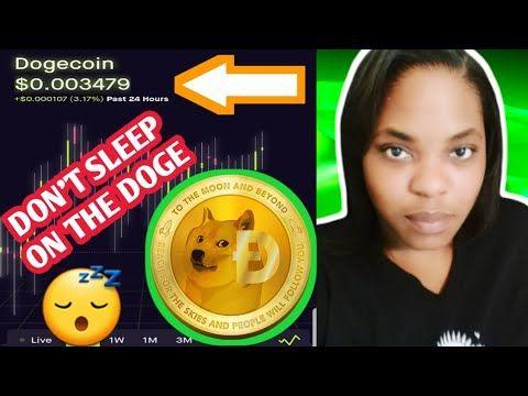 Dogecoin Cryptocurrency Dogecoins Robinhood App Dogecoin Crypto Update Buying More Dogecoins Youtube In 2020 Robinhood App Cryptocurrency App