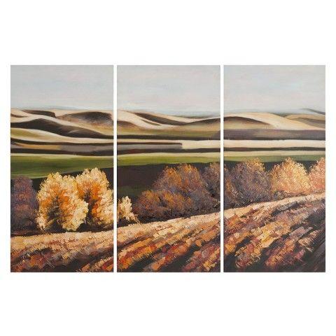 Safavieh Harvest Dreams Triptych Wall Art