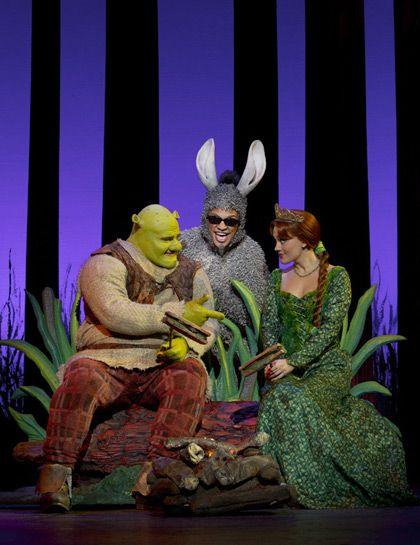Shrek the Musical   Capitol Theater Salt Lake City, UT   2/26 - 3/03