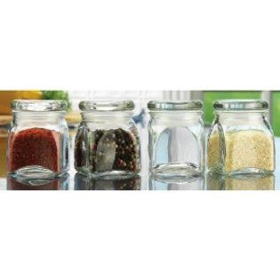 Home Essentials SET OF 4 SPICE JARS