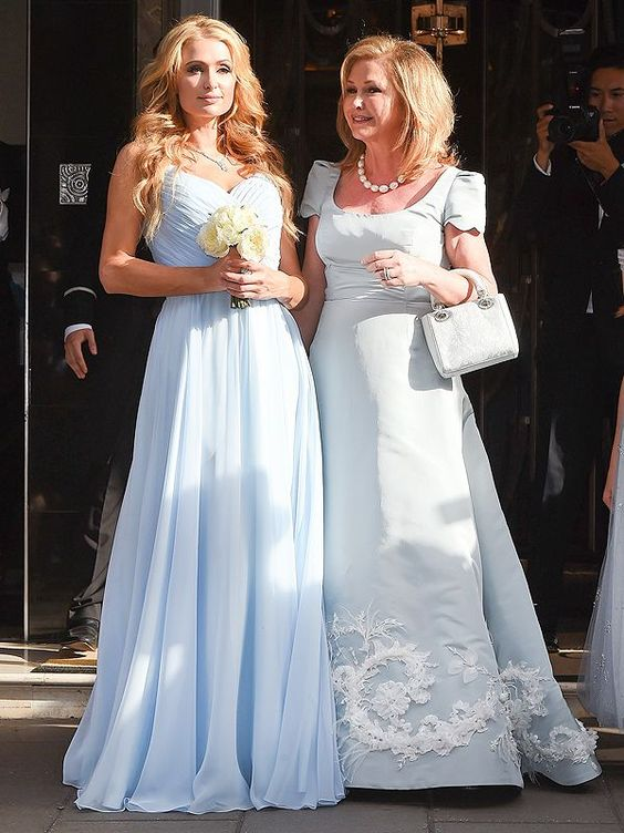 Inspiration: Celebrity Mother of the Bride. #weddingblog #cocomelody
