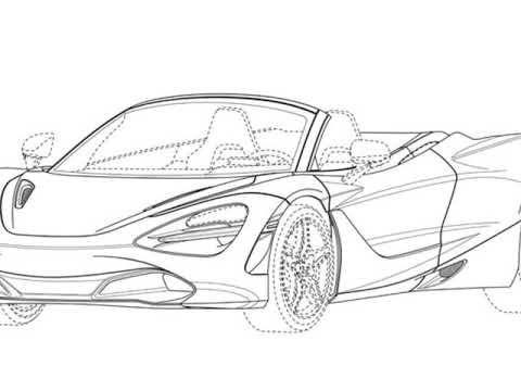 Mclaren 720s Spider Top Cars Mclaren Dream Cars