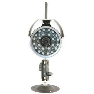 CMOS 300K Pixels Weatherproof IP Network Camera