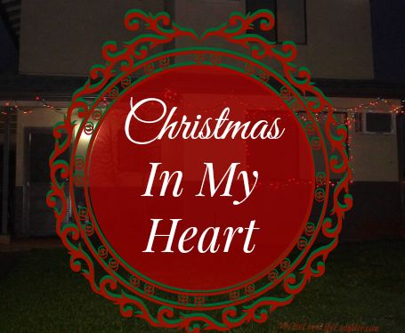 When December came I was so lost in my fog I almost didn't notice. It isn't as if there were a lot of Christmas around me to remind me. We were still having 85 degree days with cool ocean filled breezes and it seemed as if no one saw the point in decorating. My husband noticed. NaBloPoMo   Christmas   Holiday   MrsTeeLoveLifeLaughter.com