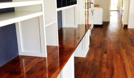 Why I Use Wax On Our Timber Floors (Instead of Polyurethane)