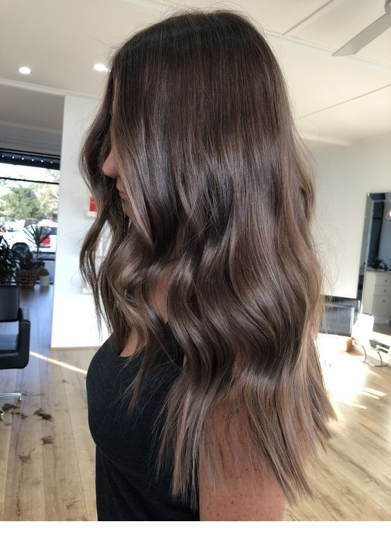 warna rambut espresso