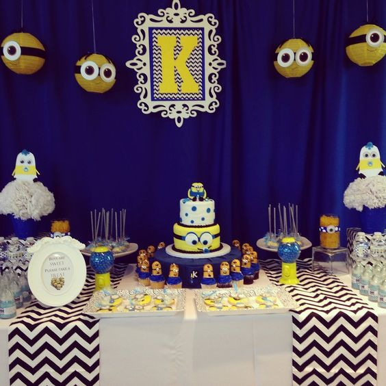 minions baby shower ideas minon baby shower minion themed baby shower