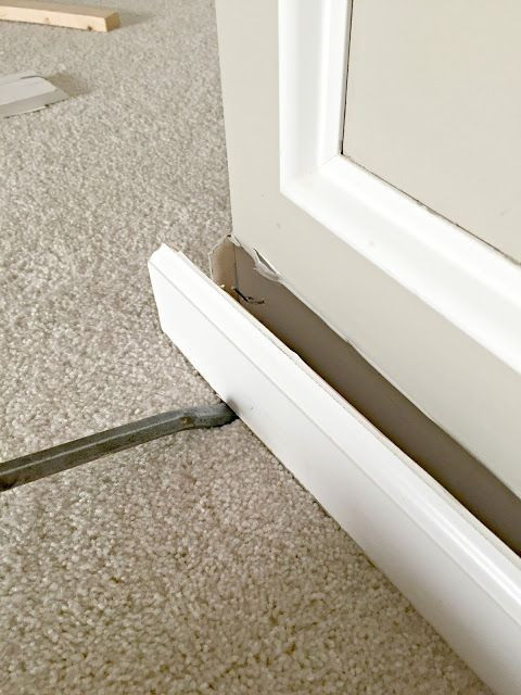How To Remove Baseboards The Easy Way Removing Baseboards Baseboards Home Repairs