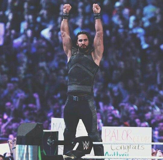 Vamos Seth! Wrestlemania 34 Dick27Ambrose