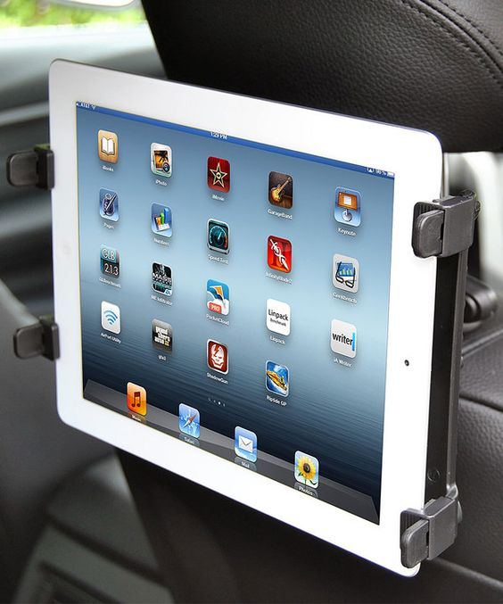 Take a look at this Back Seat Tablet Mount on zulily today!