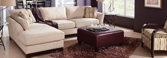 this is the sectional I want for our home only in navy blue  and flipped. see next pin.