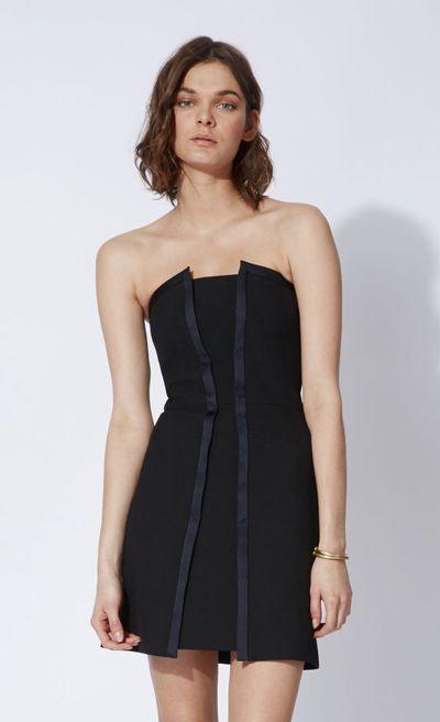 Vestido negro de Maje: http://www.charadaimagenpersonal.es/blog/item/maje-prendas-de-diseno-a-precios-asequibles.html#.VSz-PJON0lQ