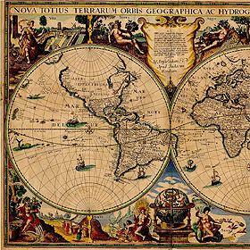 Best Old World Maps Images On Pinterest Antique Maps Vintage - Free high resolution us map