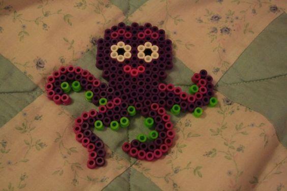 Octopus by candyskull - Kandi Photos on Kandi Patterns