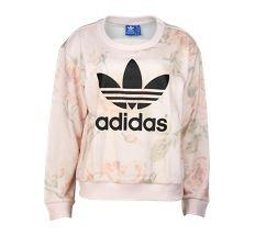 adidas Roses Aop Sweater - Femme Sweats (AO3610)