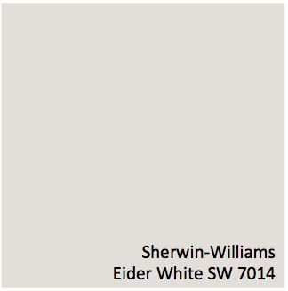 Sherwin Williams Eider White Sw 7014 Hgtv Home By