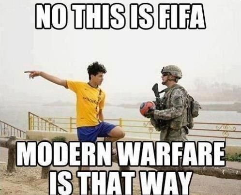 Call Of Duty Modern Warfare With Images Funny Gaming Memes