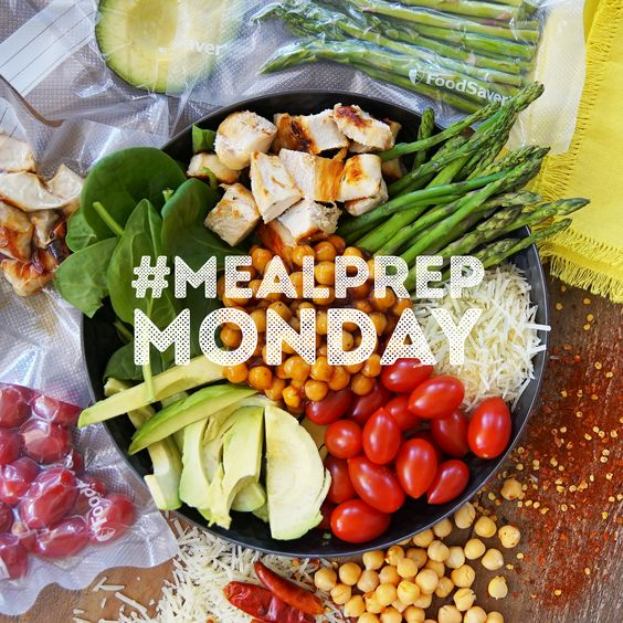 Power through your week with pre-made lunches, like this uniquely delicious bowl recipe from Half Baked Harvest. Fresher always tastes better, so keep your lunches at their most flavorful by portioning them out in FoodSaver® bags.