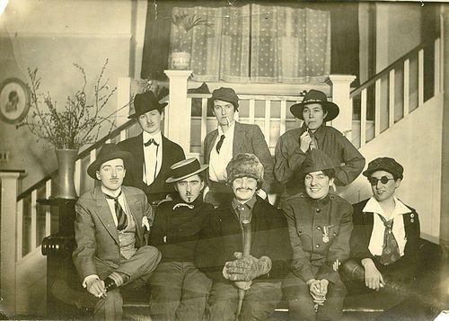 Drag Kings (by viewerblur) 1920s