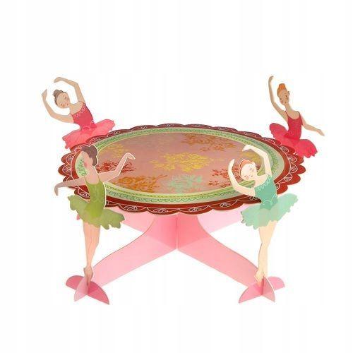 Stojak Tekturowy Na Tort Baletnice 8569450430 Oficjalne Archiwum Allegro Crown Jewelry Crown