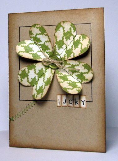 cute lucky card!